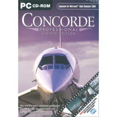 Concorde Professional (PC) (輸入版)