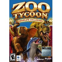 Zoo Tycoon: Complete Collection (Mac) (輸入版)
