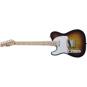 Fender エレキギター MIJ Traditional 70s Telecaster® Ash Left-Hand Maple 3-Color Sunburst