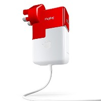 Twelve South Apple MacBook PlugBug World USB Charger with Power AC Plug compatible with all new...