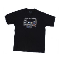 Minecraft Periodic Table T-Shirt (M-Size)