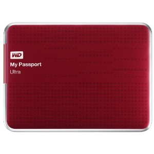 【並行輸入品】 外付けHDD WD My Passport Ultra Portable External Hard Drive USB 3.0 with Auto and Cloud Backup...