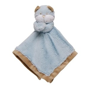 Carters Blue Puppy Security Blankie by Carter's