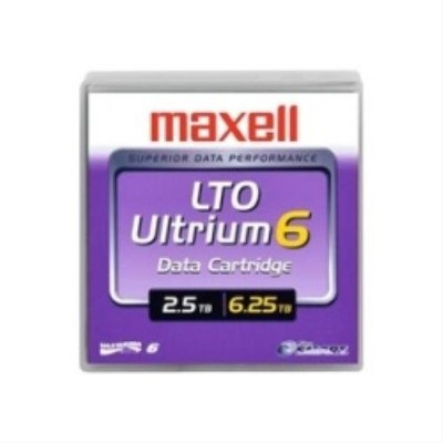 Maxell - LTO Ultrium 6 - 2-5 To - 6-25 To