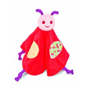 World of Eric Carle, Pastel Blanket, Lady Bug by Kids Preferred