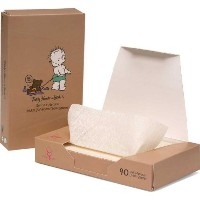 Teddy Needs A Bath Dryer Sheets, Cotton Candy Scented by GUND