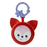 Fisher-Price Fox Peek-n-See Mirror by Fisher-Price