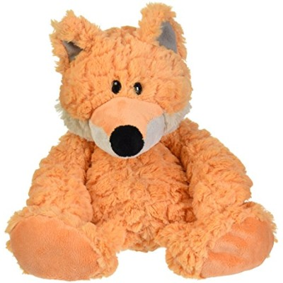 Nat and Jules Mellow Fellows Fox Plush Toy, Russet by Nat and Jules