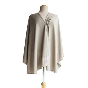 Primo Bebitza Antibacterial and UV Waffle Nursing Cover, Taupe by Primo