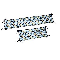 Disney My Friend Mickey Traditional Padded Bumper by Disney