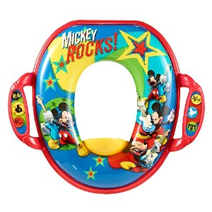 The First Years Mickey Soft Potty Seat by The First Years
