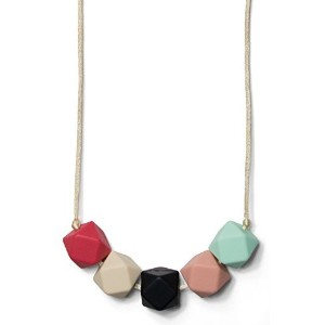 Mama & Little - Teresa Silicone Teething Necklace - Sweet Mint by Mama & Little [並行輸入品]