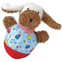 Kathe Kruse - On Tour - Roly Poly Toy, Dog by K?the Kruse