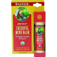 Badger Balm Organic Cheerful Mind Balm 28g