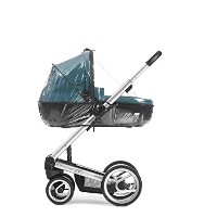 Mutsy Igo Stroller Bassinet Rain Cover, Clear by Mutsy