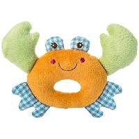 Mary Meyer Baby Buccaneer Octopus Rattle by Mary Meyer