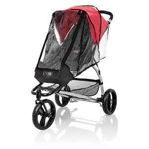 Mountain Buggy Storm Cover for 2015 MB Mini/Swift Stroller by Mountain Buggy