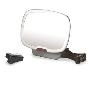 Diono Easy View Plus, Black (Discontinued by Manufacturer) by Diono
