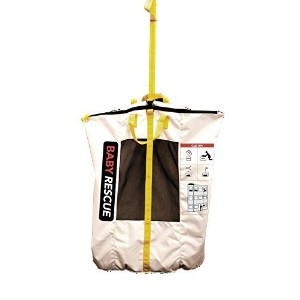 Baby Rescue Emergency Rapid Evacuation Device - White by Baby Rescue [並行輸入品]