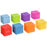Infantino Squeeze and Stack Block Set [並行輸入品]