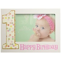 C.R. Gibson First Birthday Photo Kit, Birthday Girl by C.R. Gibson