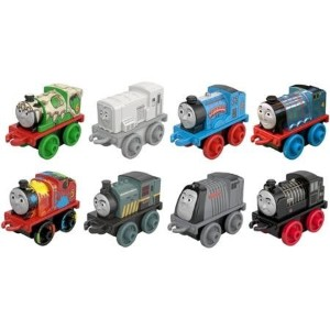 "Thomas & Friends 1"" Minis 8-Pack - Diesel, Edward, Hiro, Porter, Percy, Gordon, James & Spencer by..."