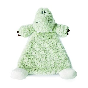 Nat and Jules Rattle Blankie, Arnie Alligator by Nat and Jules