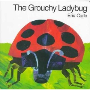 The World of Eric Carle - The Grouchy Ladybug Board Book [並行輸入品]