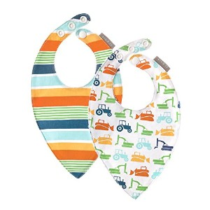 JJ Cole Bandana Bibs, Big Diggers by JJ Cole
