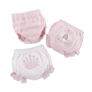 Baby Aspen Her Royal Hineys Set of Three Bloomers by Baby Aspen