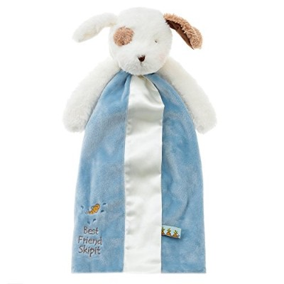 Bunnies By The Bay Best Friend Skipit Buddy Blanket, Salty Blue [並行輸入品]