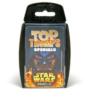 Top Trumps - Star Wars - Episodes I - III, Model: , Toys & Play by Kids & Play [並行輸入品]