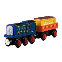 Fisher-Price Thomas the Train Wooden Railway Sidney's Holiday Special [並行輸入品]