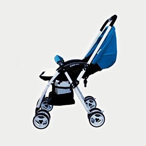 COZYデラックスベビーカー折りたたみキャリアライトウェイト COZY Deluxe Baby Stroller Folding Carrier light Weight 【並行輸入品】 (Blue...
