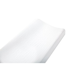aden by aden + anais Changing Pad Cover, Solid White by aden + anais