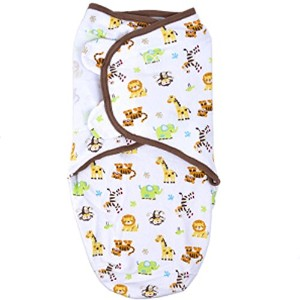 Summer Infant スワドルミー SWADDLEME ORIGINAL SWADDLE Graphic.Jungle Small [並行輸入品]