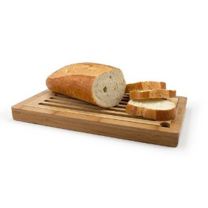 Oneida竹Slotted Bread Board