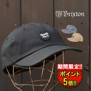 【BRIXTON】LANGLEY CAP (00501) Men's 3color □