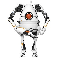 Funko - Figurine Portal 2 - P-Body Pop 10cm - 0889698210539