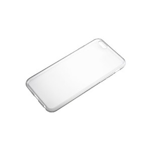 Helium Super Thin TPU Case for iPhone 6 Plus Clear iPhone6Plus iPhone5.5インチ 極薄 黄ばまない 張り付かない シボ加工...