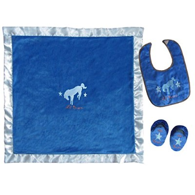 Carstens Lil Bronc Baby Gift Set by Carstens