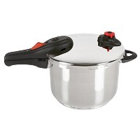 NuWave Stainless Steel Pressure Cooker, 6.5-Quart by NuWave