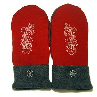 ウールセーターMittens Medium / Large Integrity Designs