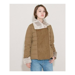 [Rakuten BRAND AVENUE]YOSOOU FAKE MOUTON JACKET URBAN RESEARCH アーバンリサーチ コート/ジャケット【送料無料】