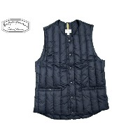 ROCKY MOUNTAIN FEATHERBED(ロッキーマウンテンフェザーベッド)/#200-172-11 SIX MONTH VEST/navy