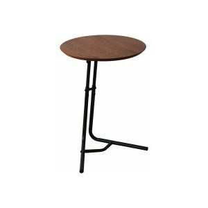 anthem 2way side table ANT-2673 BR送料込!【代引・同梱・ラッピング不可】