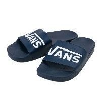 【VANS】 ヴァンズ SLIDE-ON スライドオン VN0004KIIX8 16SP (VANS)D.BLUES