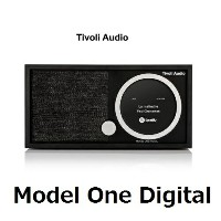 Tivoli Audio Model One Digital BLACK ASH/BLACK (ブラックアッシュ ブラック)