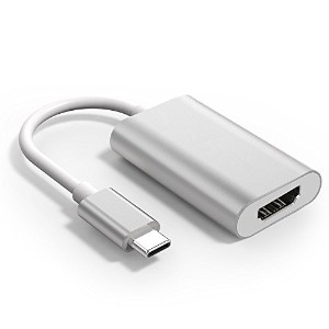 Eonfine-正規品 USB-C to HDMI 変換アダプター 4K/60Hz対応 USB 3.1 Type-Cオスto HDMIメスコンバータ DP Altモード New MacBook...