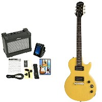 Epiphone / Limited Edition Les Paul Special I Humbucker Worn Yellow エピフォン エレキギター入門セット